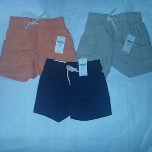 NWT Baby Gap Pull-On Shorts